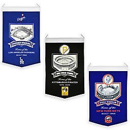 MLB Home Field Stadium Banner Collection