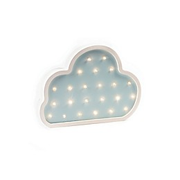 Décor Wallfetish Marquee Wall Light in Blue