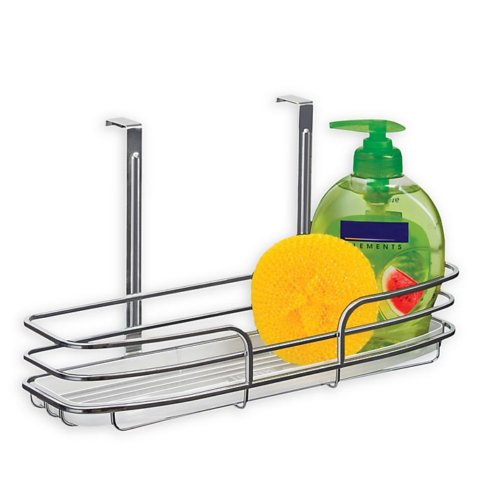 Alternate image 1 for Lynk Over-the-Door Organizer Single Shelf with Molded Tray