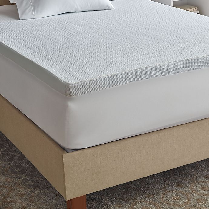 Alternate image 1 for Therapedic® Dreamy 2.5-Inch Serene Foam® Performance Mattress Topper