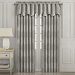 J. Queen New York™ Constantine Window Curtain Panel and Valance