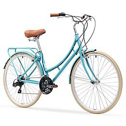 sixthreezero Ride in the Park Women's 26-Inch 21-Speed Bike in Teal
