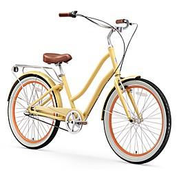 sixthreezero EVRYjourney Women's 26-Inch 3-Speed Hybrid Bike