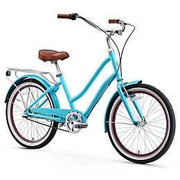 sixthreezero Women's EVRYjourney 24-Inch 3-Speed Hybrid Bicycle