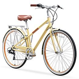 sixthreezero Reach Your Destination Women's 26-Inch 7-Speed Hybrid Bike