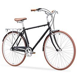 sixthreezero Ride in the Park Men's 26-Inch 3-Speed City Bike