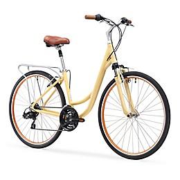 sixthreezero Body Ease Women's 26-Inch 21-Speed Comfort Bicycle