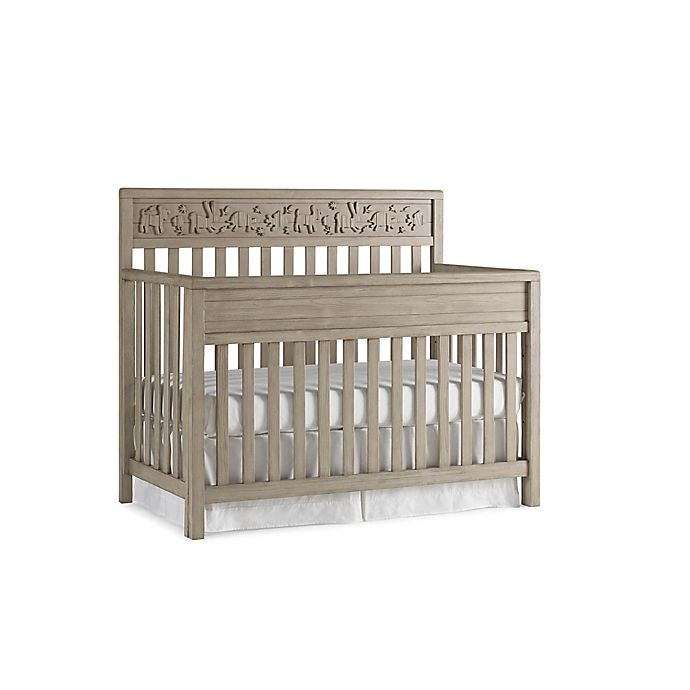 Alternate image 1 for ED Ellen DeGeneres Autry 4-in-1 Convertible Crib in Oatmeal