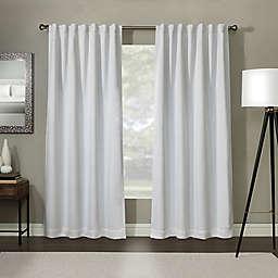 Madeira 100% Blackout Rod Pocket Window Curtain Panel