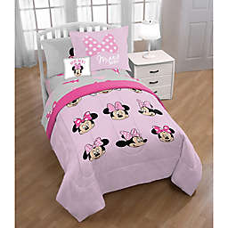 Disney® Minnie Mouse 3-Piece Twin/Full Comforter Set