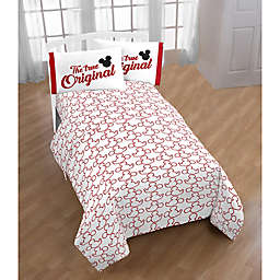 Disney® Mickey Mickey Full Sheet Set
