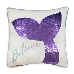 Disney® The Little Mermaid 16-Inch Square Throw Pillow