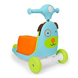 SKIP*HOP® Zoo 3-in-1 Ride-On Dog