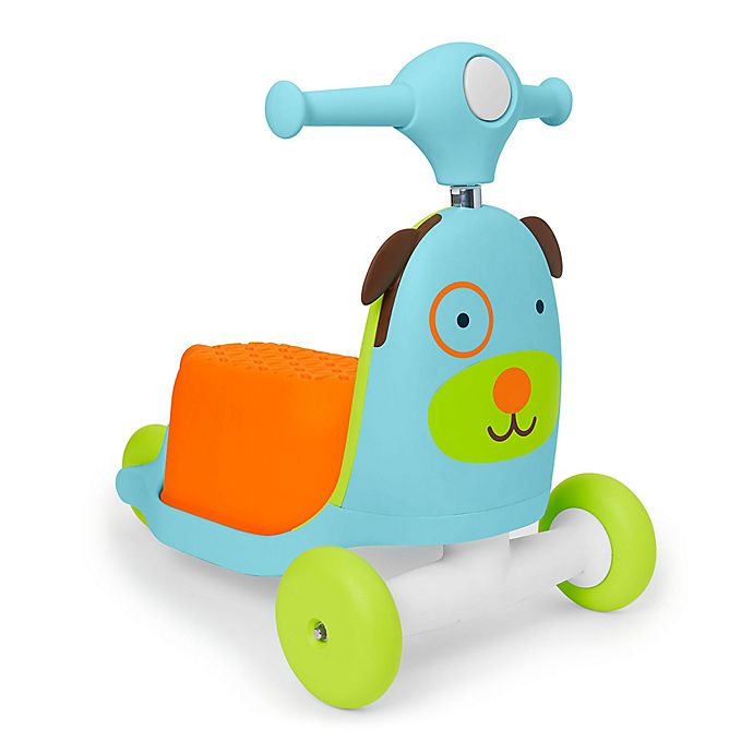 Alternate image 1 for SKIP*HOP® Zoo 3-in-1 Ride-On Dog
