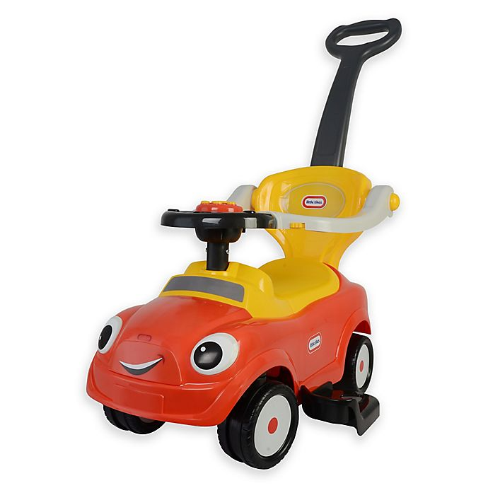 Alternate image 1 for Best Ride On Cars® Little Tike 3-in-1 Push Car