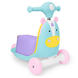 SKIP*HOP® Zoo 3-in-1 Ride-On Unicorn