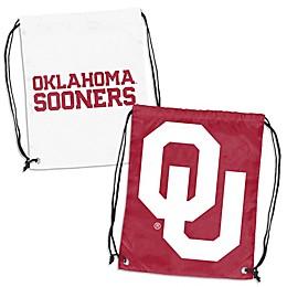 University of Oklahoma Doubleheader Reversible Drawstring Backsack