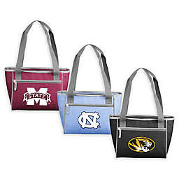 Collegiate Crosshatch 16-Can Cooler Tote Collection