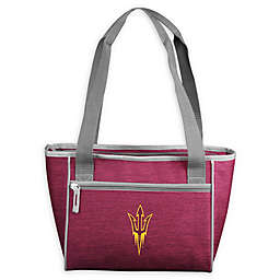 Arizona State University Crosshatch 16-Can Cooler Tote