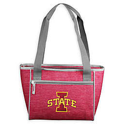 Iowa State University Crosshatch 16-Can Cooler Tote