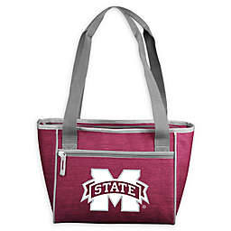 Mississippi State University Crosshatch 16-Can Cooler Tote