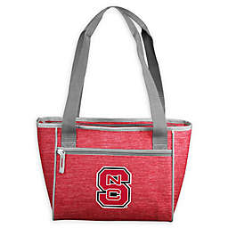 North Carolina State University Crosshatch 16-Can Cooler Tote