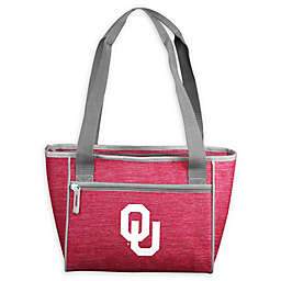 University of Oklahoma Crosshatch 16-Can Cooler Tote