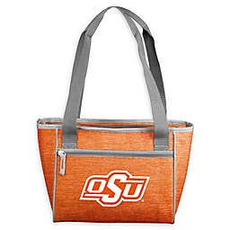 Oklahoma State University Crosshatch 16-Can Cooler Tote