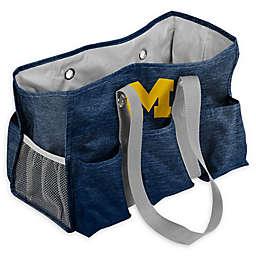 University of Michigan Crosshatch Jr Caddy