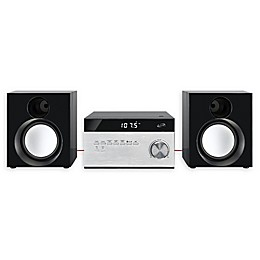 iLive™ Wireless Home Music System in Black