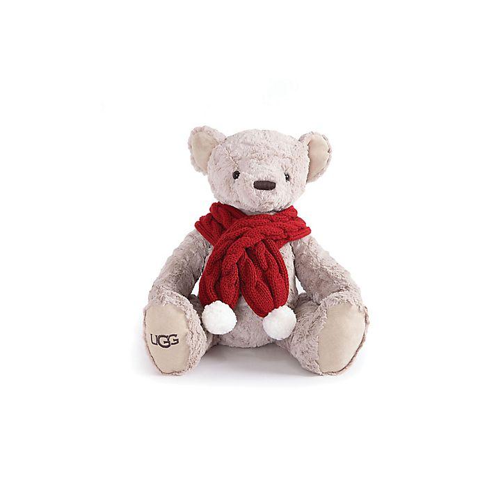 Alternate image 1 for UGG® Sunny Plush Teddy Bear
