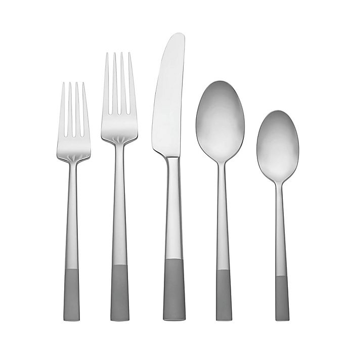 Alternate image 1 for kate spade new york Nolita™ 24-Piece Flatware Set