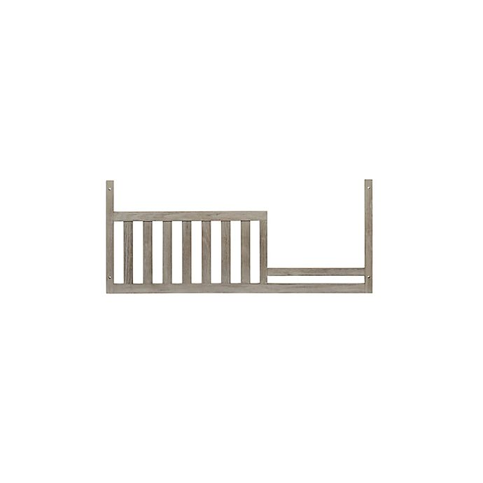 Alternate image 1 for Soho Baby® Hanover Collection Guard Rail in Oak Grey