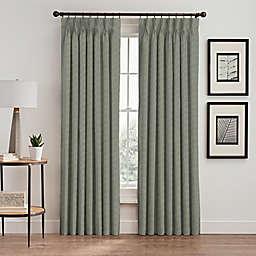 Zacapa Pinch Pleat Room-Darkening Window Curtain Panel