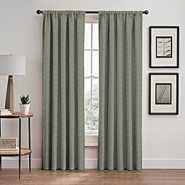 Zacapa Rod Pocket/Back Tab Window Curtain Panel