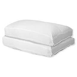 Beautyrest® Standard Polyester Back/Stomach Sleeper Pillows in White (Set of 2)