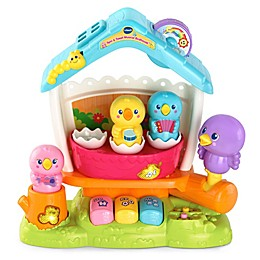 VTech® Spin & Tweet Musical Birdhouse Interactive Toy