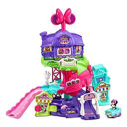 VTech® GoGoSmart Wheels Disney® Minnie Mouse Around The Town Play Set