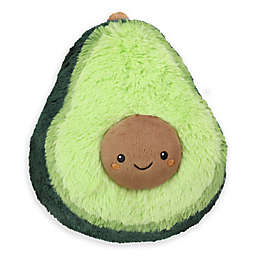 Squishable Comfort Food Mini Avocado Plush Toy in Green