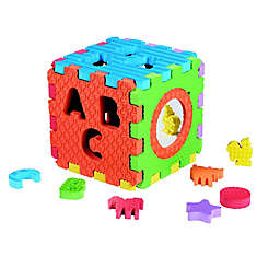 Verdes Discovery Foam Activity Cube