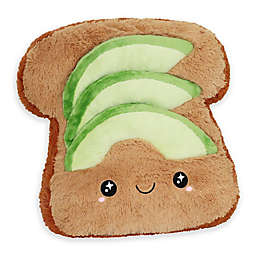 Squishable Avocado Toast Plush Toy