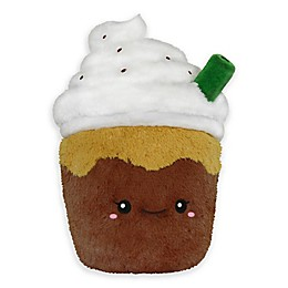 Iced Coffee Squishable Toy in Brown/White