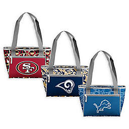 NFL FIT 16-Can Cooler Tote Collection