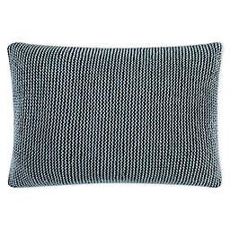 Bridge Street® Autumn Knit Oblong Throw Pillow in Green