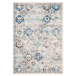 Safavieh Madison 6'7 x 9'2 Mallory Area Rug in Ivory