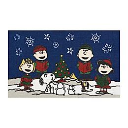 Nourison Peanuts® Caroling 18\