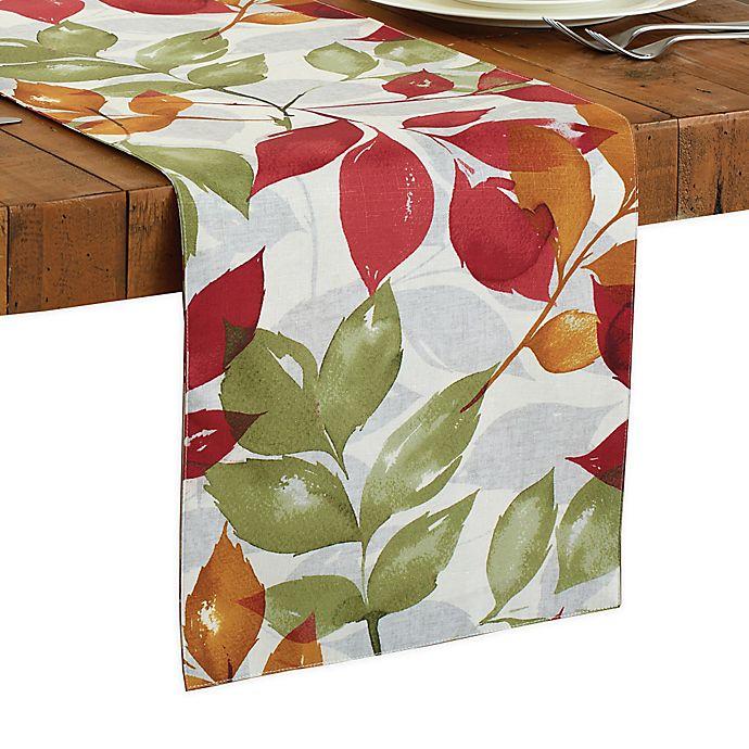 Alternate image 1 for Windfall Leaves Table Runner