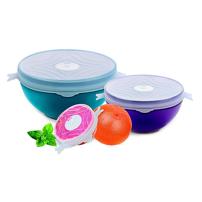 Alternate image 1 for Uni-Lid® 3-Piece Storage Lid Set