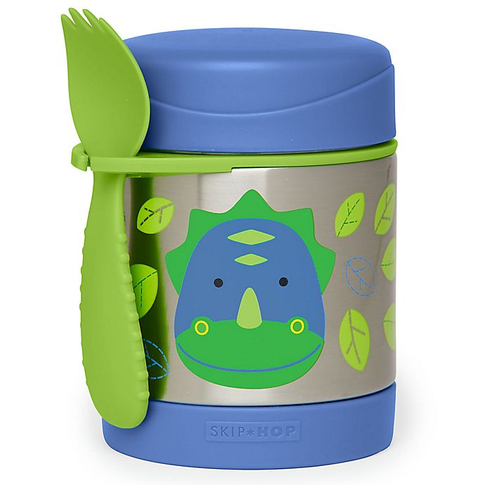 Alternate image 1 for SKIP*HOP® Zoo Insulated Dino Food Jar