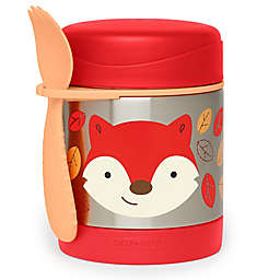 SKIP*HOP® Zoo Insulated Fox Food Jar